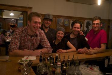 Beer and Food Pairing – Kraut und Rueben meets Braukollektiv