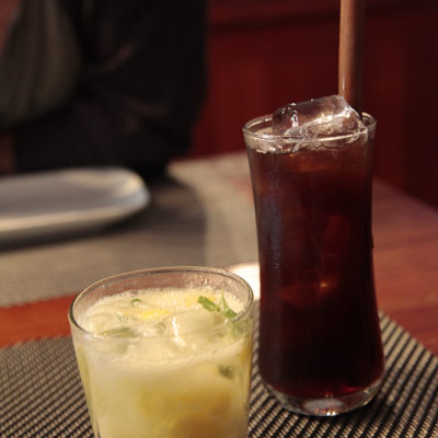 Tamarind Cooler - a summer hit!