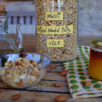 Roasted Muesli
